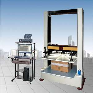微机控制纸箱抗压试验机