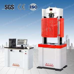 WAW-1000C微机控制电液伺服万能试验机(蜗轮蜗杆)